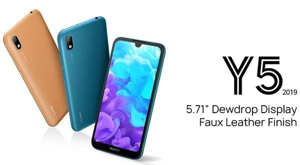 Huawei Y5 2019 Features and Price in Nigeria