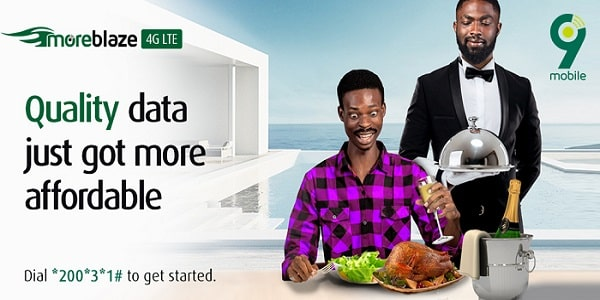 9mobile data plans and subscription codes (2020 Updated)