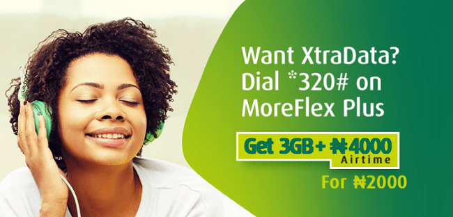9Mobile Moreflex plus Bundle and Sub Codes (Data + Airtime)