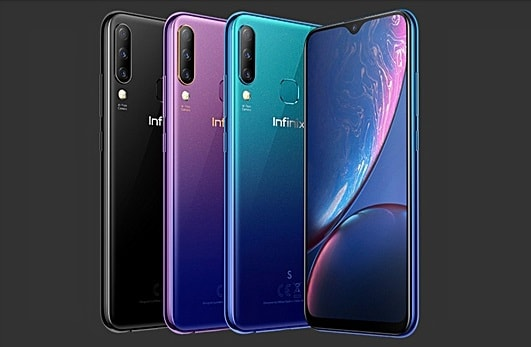Infinix Hot S4 Specs and price in Nigeria