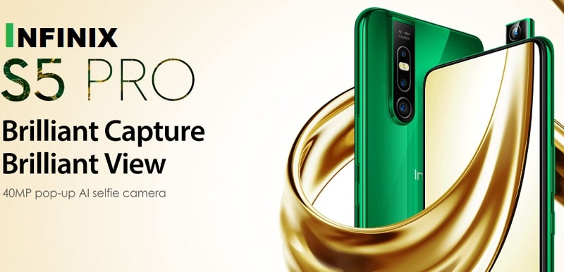 Infinix S5 PRO Specifications, Reviews and Price in Nigeria