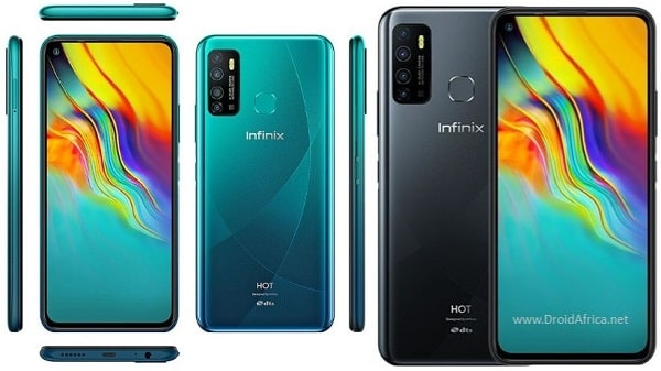 Infinix Hot 9 (X655C) and Hot 9 PRO full review, Specs and Price in Nigeria