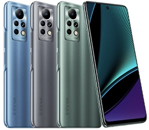 Infinix Note 11 series has been Unveiled