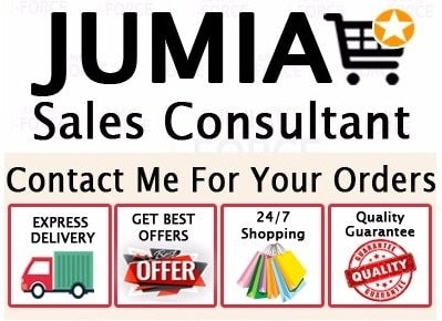 Jumia Online Shopping Made Easy by Jforce Agents