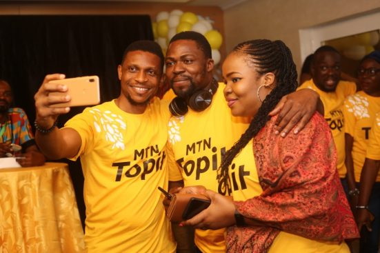 MTN Topit — An alternative to Virtual Top Up; a discounted recharge option