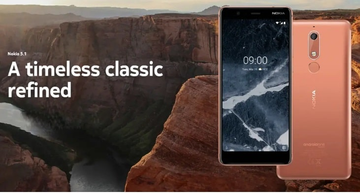 Nokia 5.1 Price in Nigeria (Reviews & Specifications)