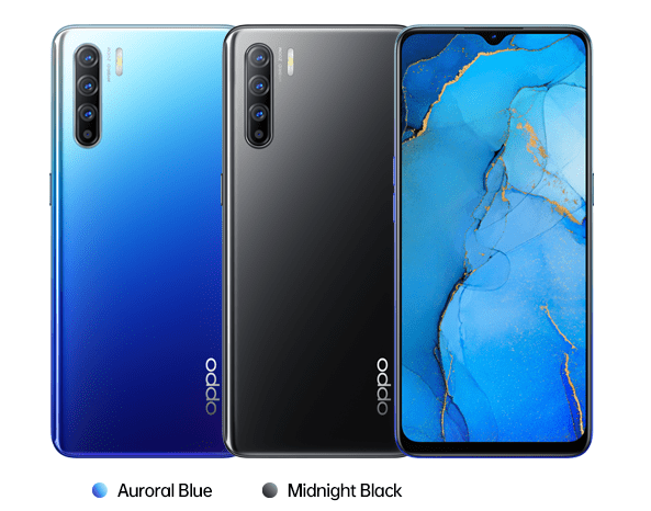 Oppo Reno 3 Specs and Price in Nigeria