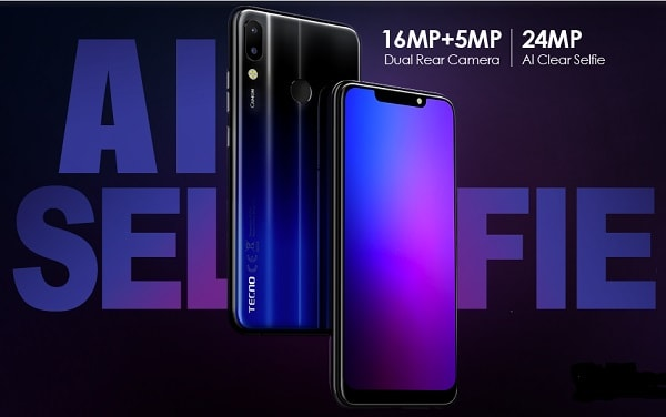 Tecno Camon 11 Pro Specs & price in Nigeria