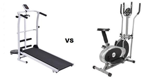 Treadmill vs Elliptical Trainer: Which is a Better Workout?