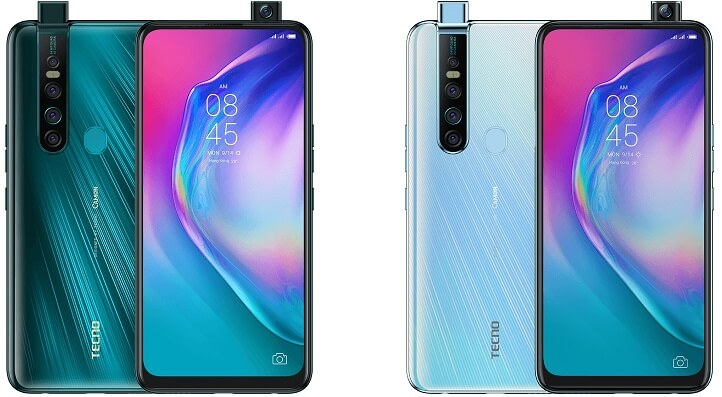What's new in Tecno Camon 15 Premier (Specs & Price)