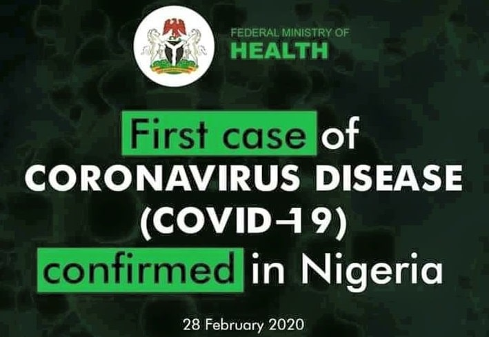 Coronavirus Disease now confirmed in Nigeria Learn how to stay safe