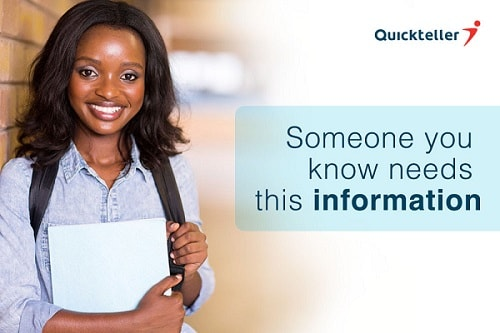 2019 Jamb Registration, Get Your E-pin without Stress (Quickteller)