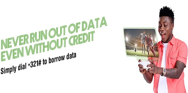 GLO Data services (data borrowing, share and Gifting)