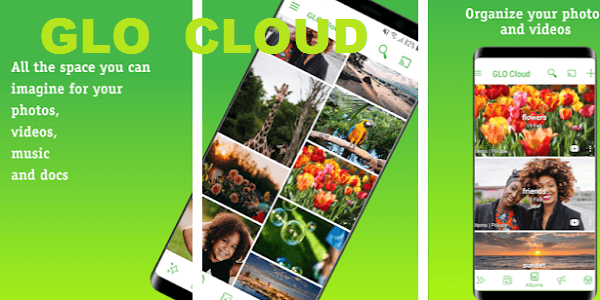 Introducing GLO Cloud storage (easy way to back up your files)