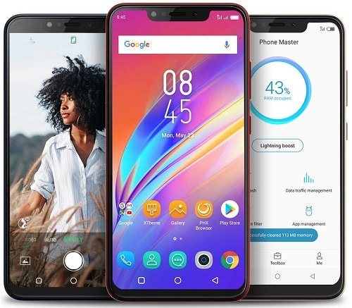 INFINIX HOT 6X Specs and Price in Nigeria