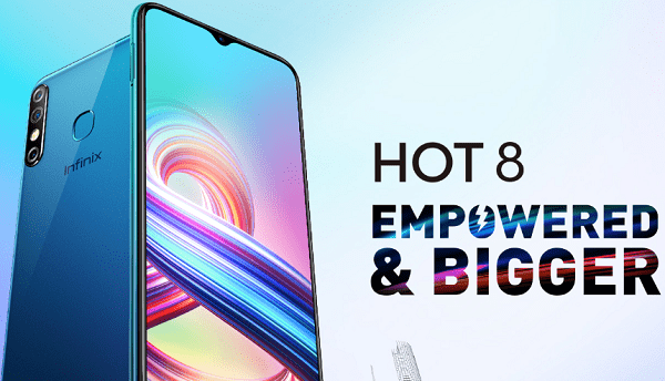 What makes Infinix Hot 8 (X650B) interesting (Specs & Price)
