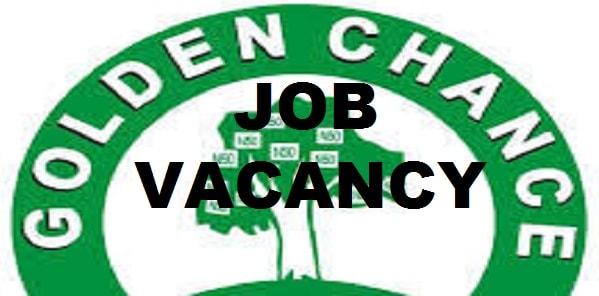 (Job Vacancy) Winners Golden Chance Ventures is recruiting SALES CLERK