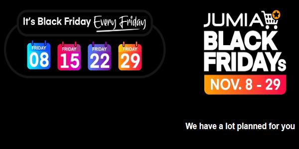 Jumia Black Friday Preparation Guide 2019
