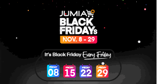 Jumia Black Friday (Starting and ending date)