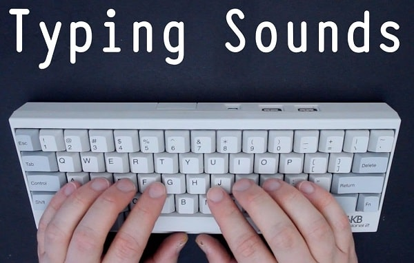 How To Make Your Laptop Keyboard Sound Like a Typewriter