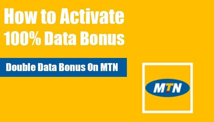 MTN Double Data subscription code 40GB for 5000, 24GB for 3500