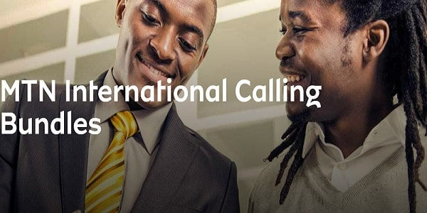 MTN International calling bundles (mtn idd bundle) Subscription codes and price