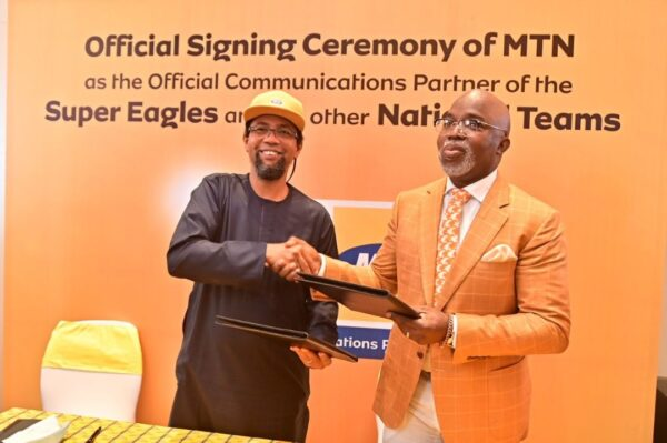 MTN to become exclusive Communications partner to Nigeria's national football