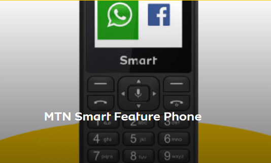 New MTN Smart Feature Phone and what it can do