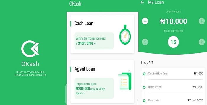Okash Loan App Review, How to get quick loan (Opay)