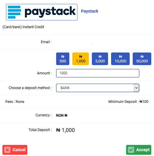 How to fund your Betking account without ATM Card