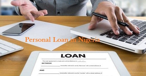 What are the requirements to get a personal loan in Nigeria