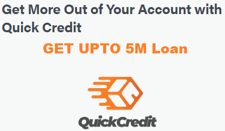 Introducing GTBank Quick Credit, How to get fast and low interest loan