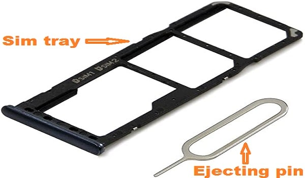 How to open sim card slot (Sim Tray) without a SIM tool
