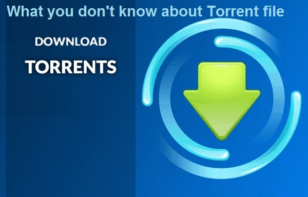 What you don't know about Torrent file and how it works