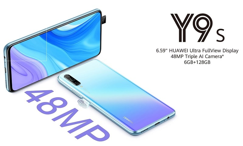 Huawei Y9S Specs, Features & Price in Nigeria